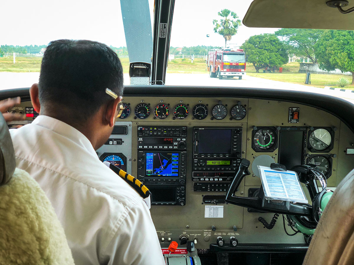 Find out more about Diaries of Captain Oki: Flight to Batticaloa