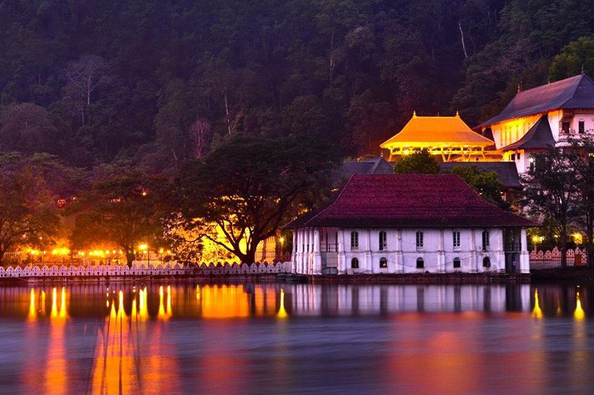 Temple of the Sacred Tooth Relic Kandy
